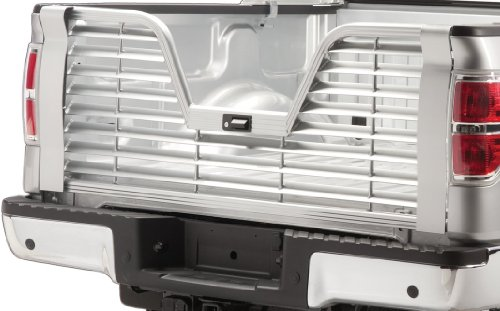 Husky Liners 15160 Silver Custom Fit Aluminum Fifth Wheel Tailgate