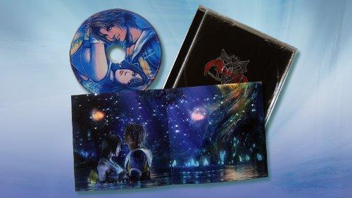 FINAL FANTASY X HD Remaster Original Soundtrack【映像付サントラ/Blu-ray Disc Music】