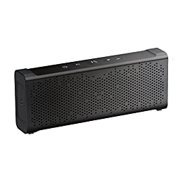 Waterproof Portable Speaker Inateck Wireless Bluetooth 4.0 Speaker with Aluminum body,15 Hour Playtime, High-Def Sound for iPhone 7/7 Plus/ 6/6 Plus/6s, iPad, Samsung or More - Black