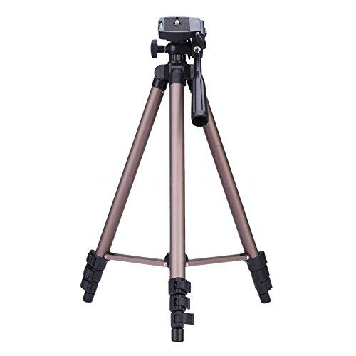 Multi-Functional-Protable-Lightweight-Aluminum-Camera-Tripod-for-Nikon-B500-L340-L330-L840-L830-P530-P600-P610-Canon-Powershot-SX410-SX420-SX50-SX60-SX540-SX530-SX520-SX510Sony-a5000-a5100-a6000-H300-