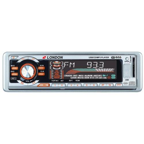 Cartechnic 30595 CD-Autoradio London, MP3, USB