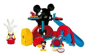 Fisher Price - P9997 - Jouet Premier Age - La maison de Mickey