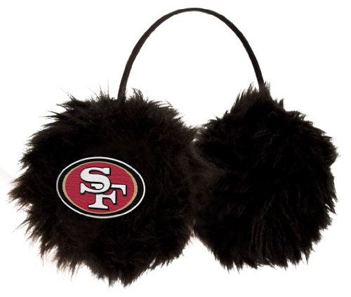 NFL San Francisco 49ers Earmuffs at Amazon.com
