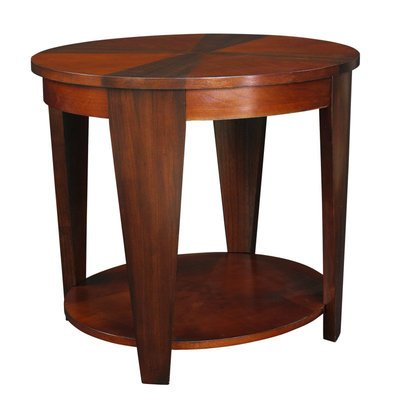 Cheap Hammary Oasis Oval End Table (T20034-T2003436-00)