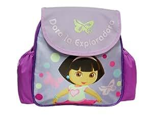"Dora la Exploradora - Mochila ""paso a paso"" (CyP MC-02-D)"