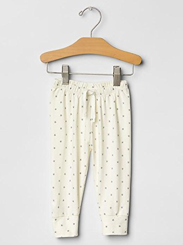 Gap Baby Organic Star Pants Size 3-6 M