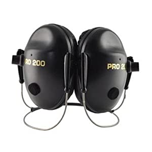 Pro Ears Behind - the - Head Pro 200 Hearing Protection and Amplification Ear Muffs by Pro Ears