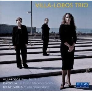 Villa-Lobos Trio cover