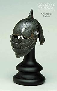 Orc Trapjaw Helm - Lord of the Rings - 1/4 Scale - Limited Edition - Sideshow - New