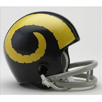Los Angeles Rams 1948 Replica Throwback Mini-Helmet