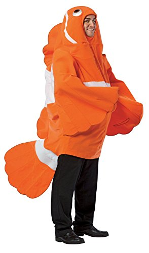Rasta Imposta - Clown Fish Adult Costume