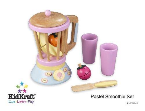 Pastel Smoothie Set By Kidkraft
