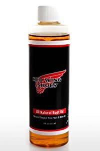 Red Wing All Natural Boot Oil 95132 by Red Wing