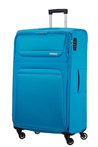 American Tourister Valigia, 78 cm, 94 litri, Sky Blue