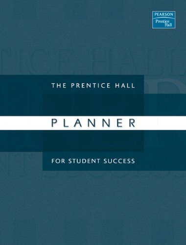 PH Planner for Student Success (7th Edition)