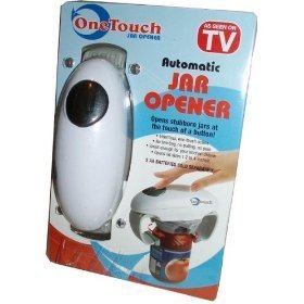 OneTouch Jar Opener (One Touch Can Opener Ii compare prices)
