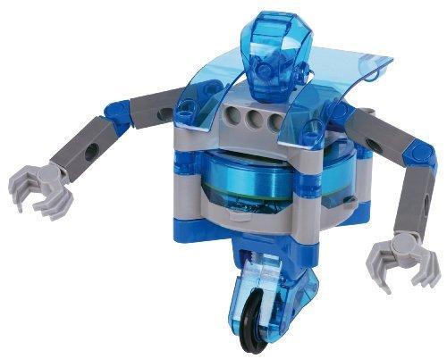 Thames And Kosmos Gyrobot-Gyroscopic Robot Kit Toy, Kids, Play, Children