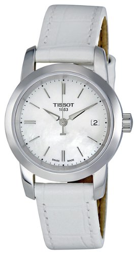 Tissot Classic Dream Mother of Pearl Dial Ladies