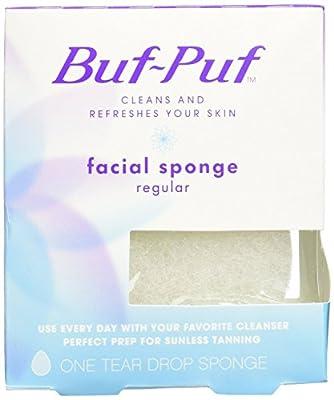 Buf-Puf Reusable Facial Sponge