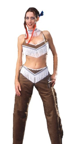 Sexy Adult Indian Costume