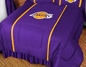 NBA Sidelines Comforter by Sports Coverage