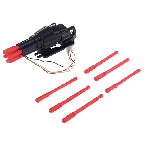 Neewer® RC Quadcopter Spare Parts Missile Launcher V959-19 for Wltoys V959 V212 V222 V262 Quadcopter - 1