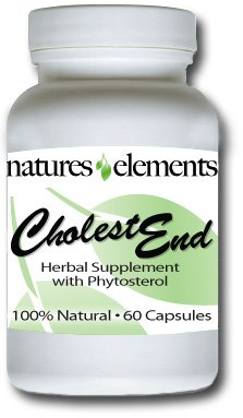 Cholest End - Natural Cholesterol Reducer