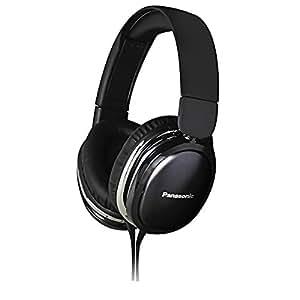 Panasonic RP-HX350E-K Street Kopfhörer schwarz