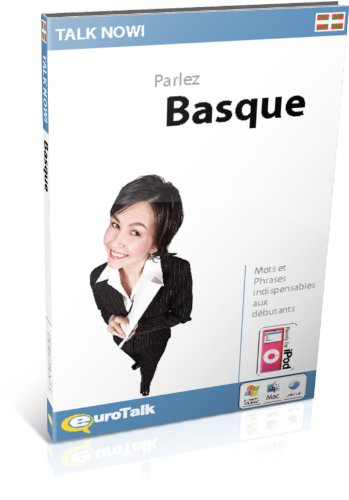 Talk Now! Learn Basque: Essential Words and Phrases for Absolute Beginners (Mac/PC DVD)
