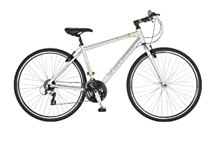 "Viking Waterloo 20"" Gents Sports Urban Hybrid Bike by Viking"