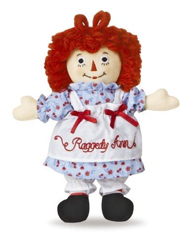 """Raggedy Ann Classic Doll 8"""""""