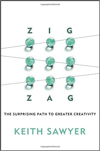 Book cover of Zig Zag.
