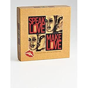 speak love, make love romantic game