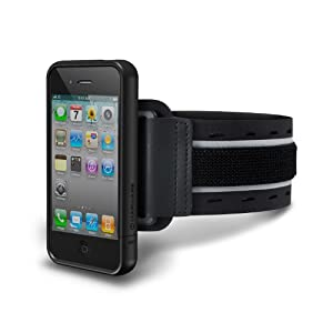 Marware SportShell Convertible Case for iPhone 4 (Clear)
