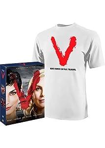 V - L'intégrale de la série [Coffret DVD + T-shirt]
