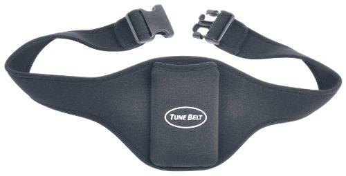 Tune Belt Vertical Microphone Transmitter Carrier Belt