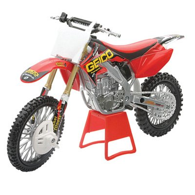 New Ray Geico Honda CRF250R Motorcycle Model 1:12 Scale