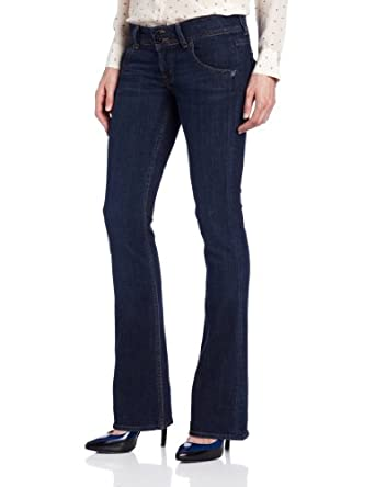 Hudson Jeans Women's Amazon Exclusive Signature Boot Jeans in Brussels Wash, Brussels, 23