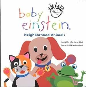 Amazon Com Baby Einstein Neighborhood Animals Home Amp Kitchen