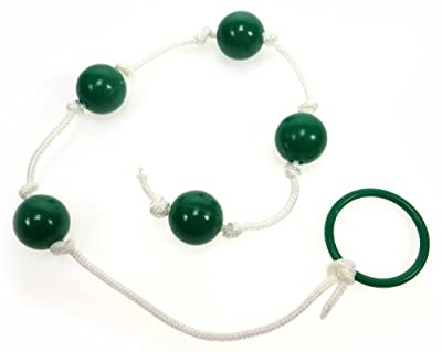 Anal Beads Plastic with String