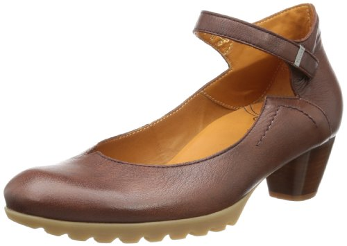 Think Nola 82173 Damen Pumps, Braun (hazel 49), EU 40.5