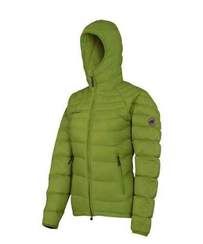 Mammut Jack piumino giacca donna Miva Hooded Jacket. Stile,, eleganza, Donna, Peridot-dark bloom, L