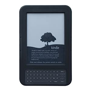 Marware SportGrip Fitted Silicone Kindle Skin (Fits Kindle Keyboard) from Marware