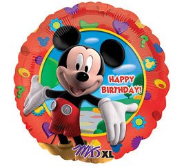 Mickey's Clubhouse Party Supplies Foil Balloon - 1