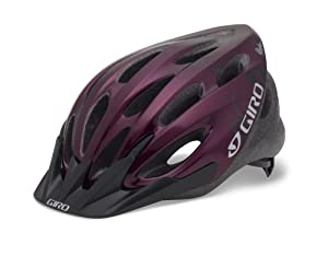 giro women 39 s skyla cycling helmet magenta. Black Bedroom Furniture Sets. Home Design Ideas