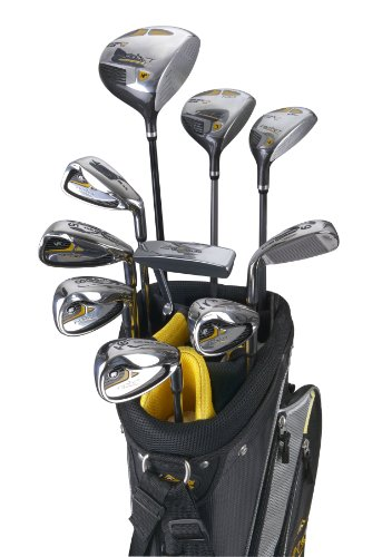 Golden Bear Men's Instinct 13-Piece GSS Golf Set (Left Hand)