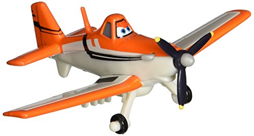 Disney Planes Dusty Jetstream Diecast Vehicle