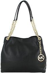 Michael Kors Jet Set Chain Large Tote Purse Handbag