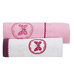 Kids Towel Set Butterfly