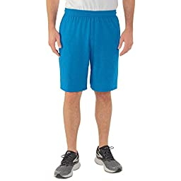 Fruit of the Loom Men\'s Jersey Short (3XL, Pacific Blue)